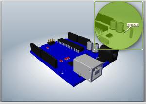 2D Image - SolidWorks Composer