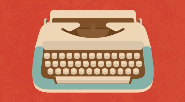 Typewriter - 20 Mistakes That Ruin Your Writing Reputation