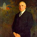 29 Warren Gamaliel Harding