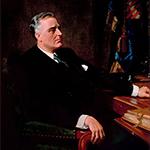 32 Franklin Delano Roosevelt