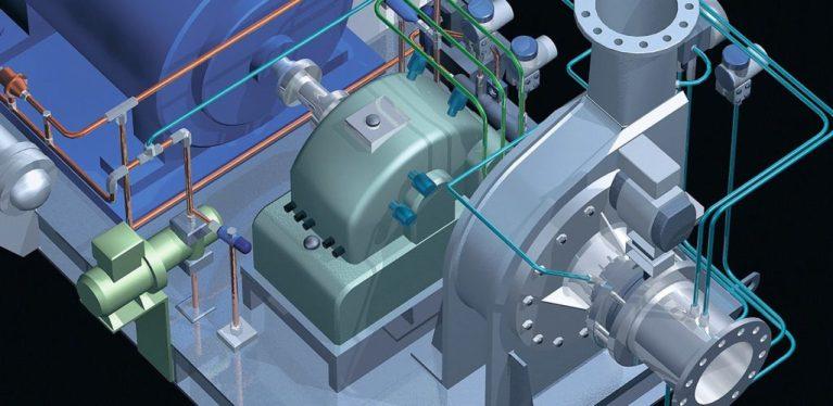 3D Technical Illustration