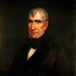 9 William Henry Harrison