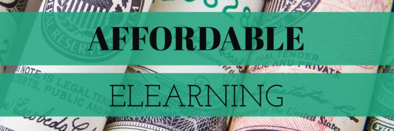 Affordable Elearning