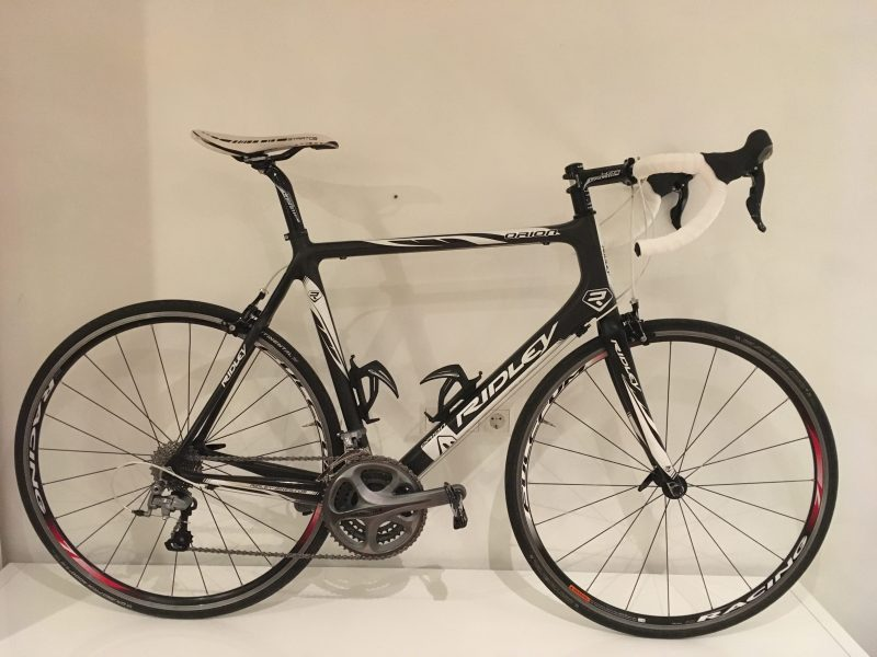 Ridley Orion Carbon Shimano Ultegra Triple