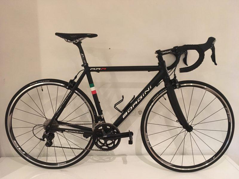Borgini RRR Shimano 105 Nieuw