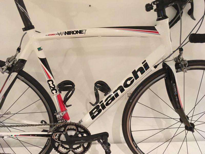 Bianchi Via Nirone Shimano 105