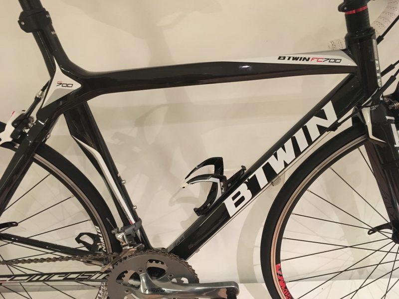 BTWIN Carbon Shimano Tiagra