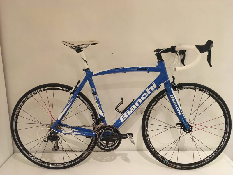 Bianchi C2C Via Nirone 7 Shimano 105 Triple