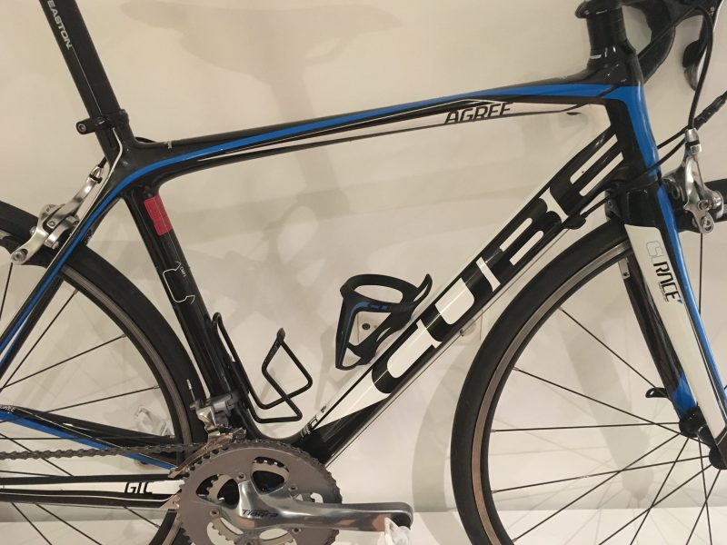 Cube Agree GTC Shimano Tiagra Carbon