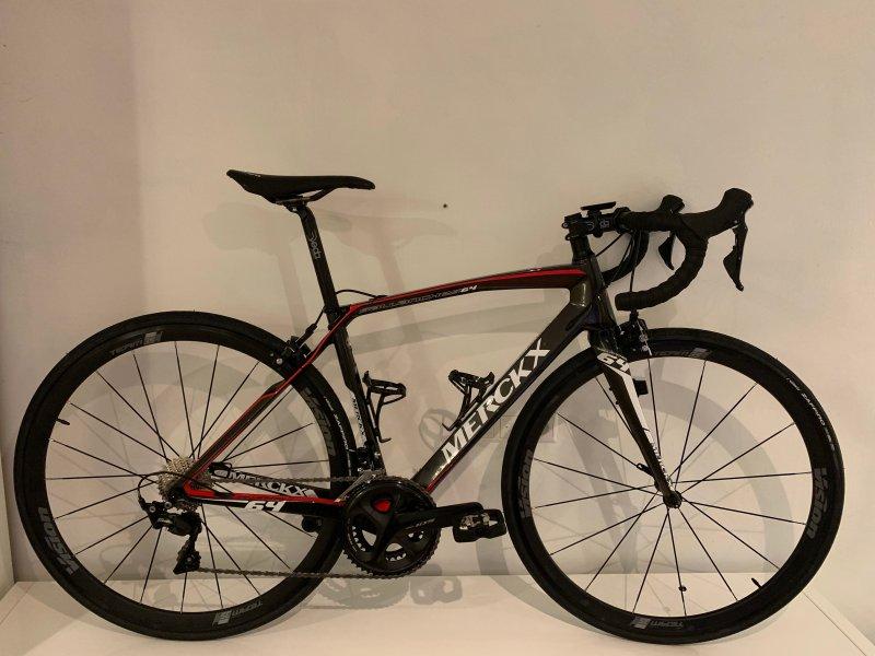 !Nieuw Eddy Merckx Sallanches Shimano 105 Carbon