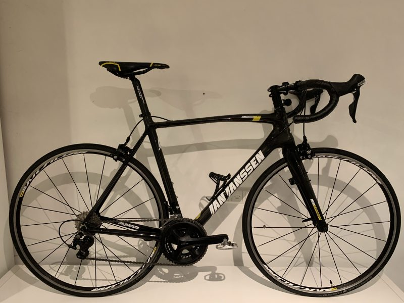 Jan Janssen Quadra Shimano 105 Carbon