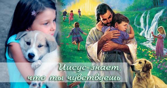 Иисус знает, что ты чувствуешь