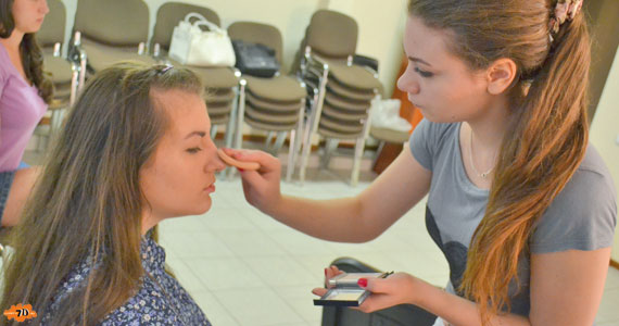 видеоблог like макияж