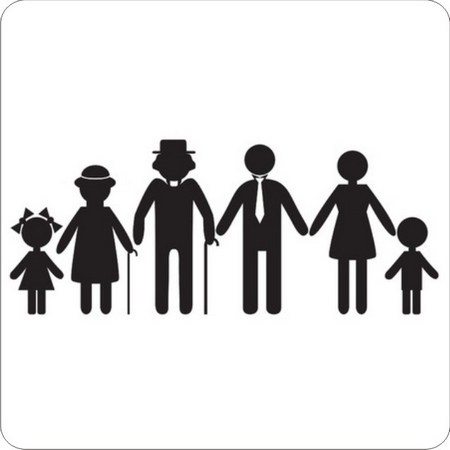 V Почитай отца и мать