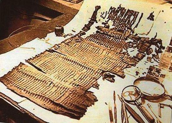 археология и библия