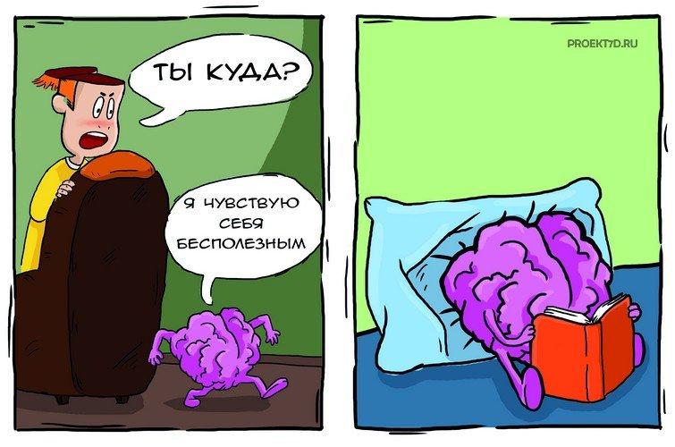 комикс о мозге2