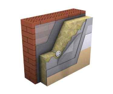 Утепление стен дома, виды утеплителя для стен дома