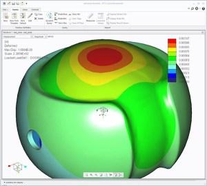 Creo Rubber Simulation