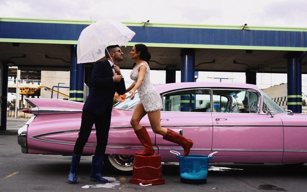 Stunning Wedding Videography – Kondros and Jacinda's Wedding