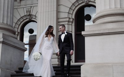 Glasshouse Wedding Videography Melbourne – Vinny & Amalia