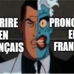 C'est quoi, une langue ? Le(s) alphabet(s) français