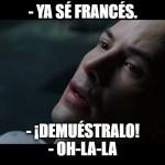 ¿Cómo puedes hablar igual que un Francés?