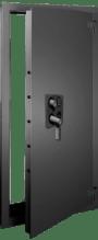 Порошковая покраска бронированных металлических дверей