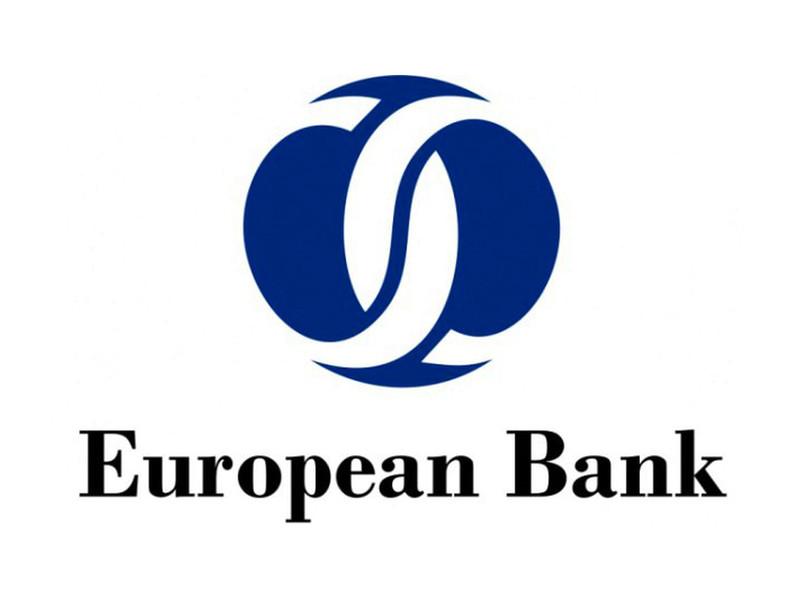 Европейский банк ускоряется на бирже