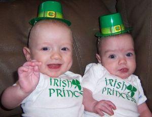Irish twins - Gemenii irlandezi