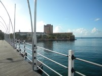 Queen Emma's Bridge