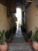 Passageway along Corso Umberto