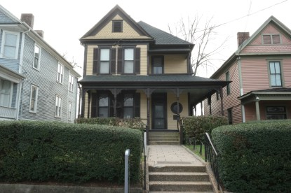 Dr. Martin Luther King, Jr. Birth Home