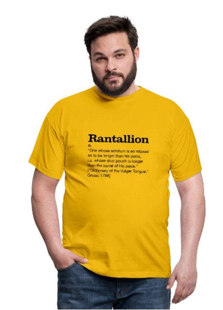 rantallion mens tee 02 - Rantallion – Definition and more