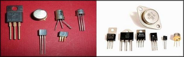 Транзисторлар