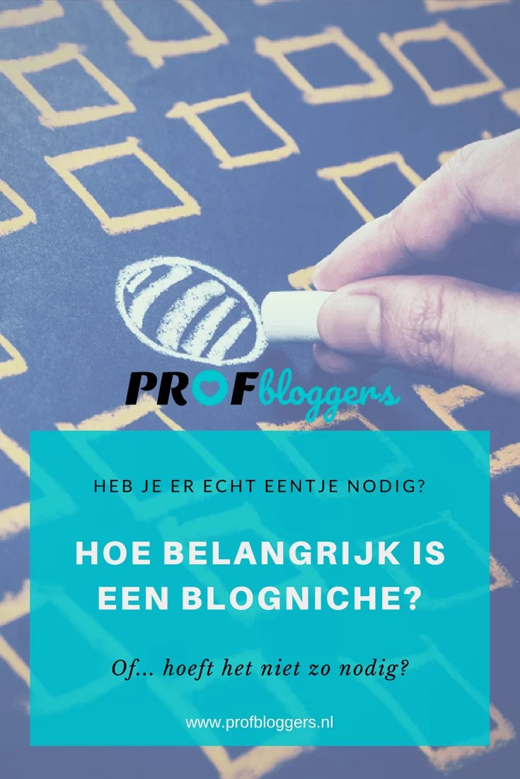 Profbloggers - blogniche