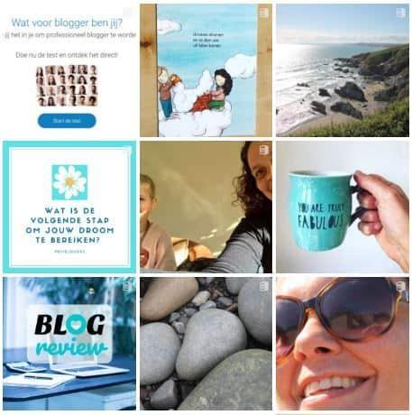 Favoriete blogtools - mijn instagramfeed in Tailwind