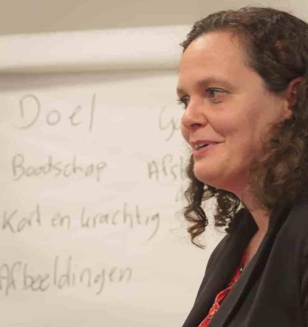 Sjoukje Bakker - link tussen bloggen en klanten
