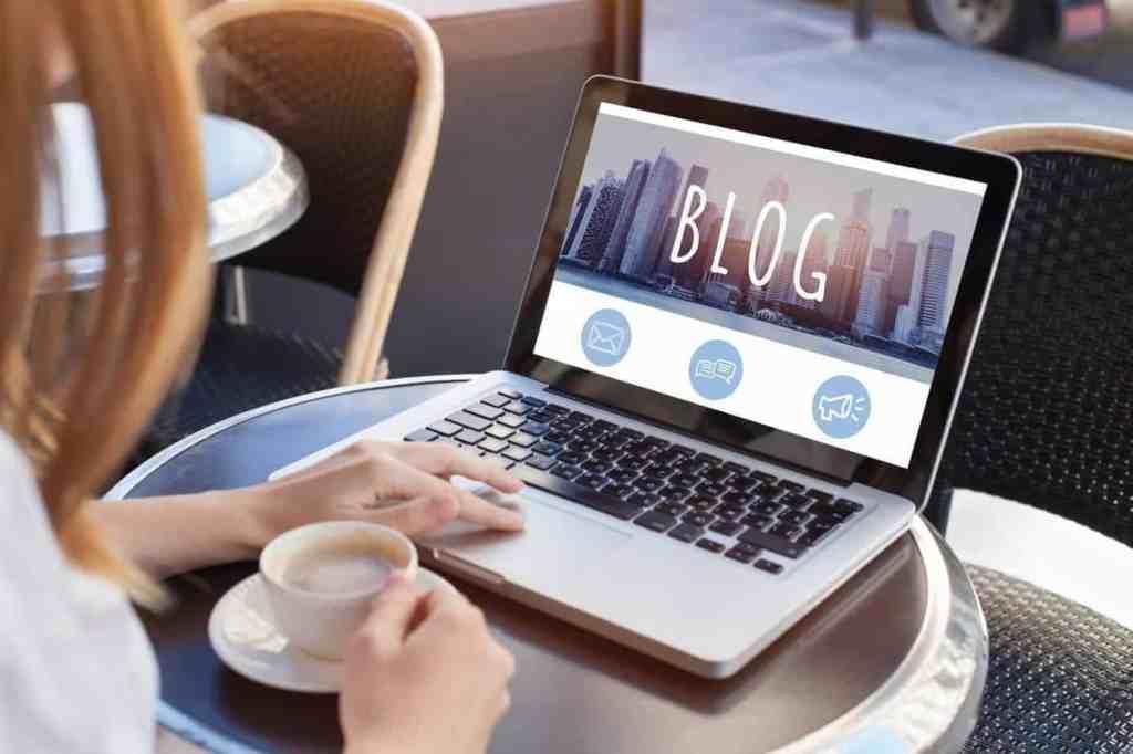 Starten met zakelijk bloggen