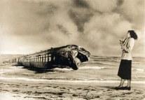 en el anden 1949
