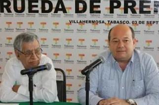 Minuta de acuerdos entre el Gobierno del Estado de Tabasco y Sindicatos magisteriales.