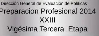 Temarios para el factor preparación profesional de la etapa XXIII de carrera magisterial.