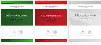 Guía para el consejo técnico escolar 2014-2015.