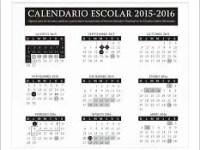 Publica SEP calendario escolar 2015-2016