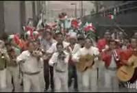 Se pitorrea Televisa del Toque de Bandera
