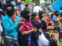 Denuncia EZLN secuestro de maestros de la CNTE