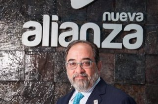"""Sí al Frente Ciudadano por México, pero """"con ciertas garantías"""": PANAL"""