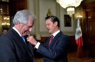 ¡Y Peña Nieto lo vuelve a hacer! Ahora confunde a Uruguay con Paraguay (video)