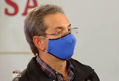 """""""No se está esperando a que haya una vacuna"""" para volver a clases presenciales: Moctezuma"""