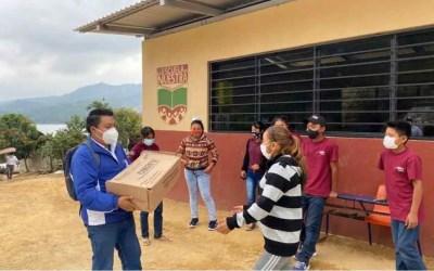 CONAFE invita a alumnos de comunidades marginadas para que asistan a los Centros Comunitarios de Aprendizaje