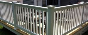 Pro fence supply will ship Illusions Vinyl Deck Railings anywhere in the United States!